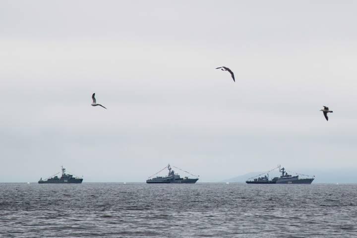 Во Владивостоке маломерным судам запретили выходить в море