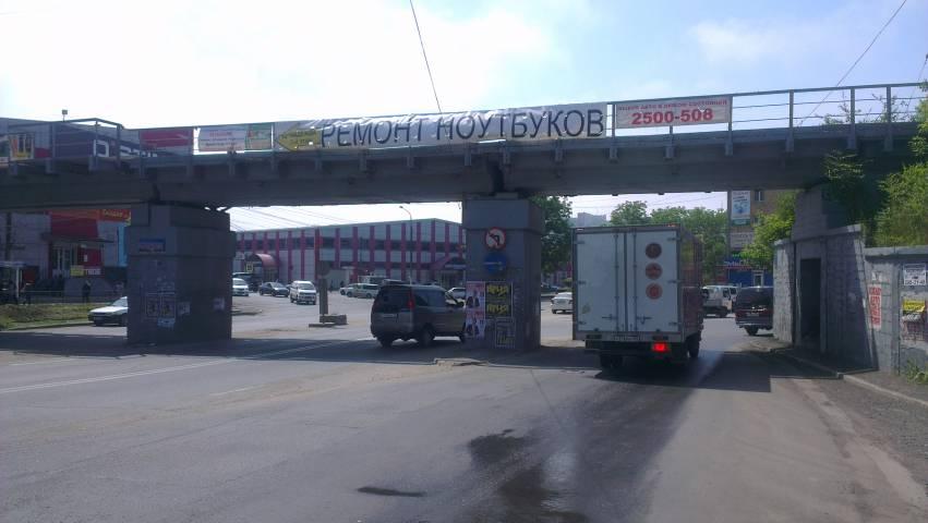 Власти Приморья займутся наружной рекламой во Владивостоке