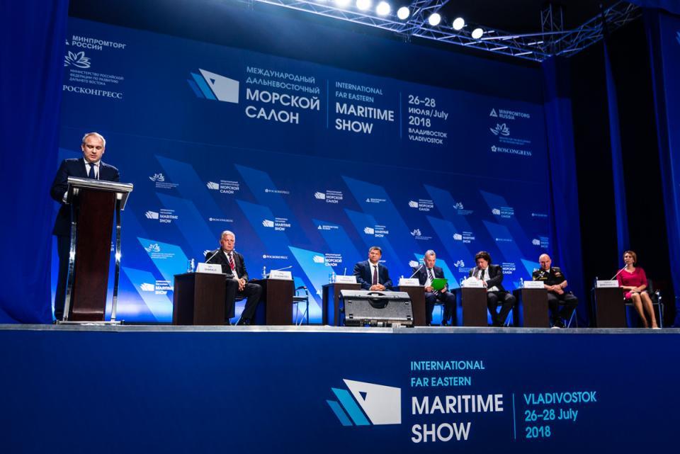 Первый Международный дальневосточный морской салон прошел в Приморье