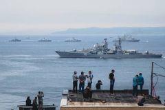 Во Владивостоке перенесли генеральную репетицию Дня ВМФ