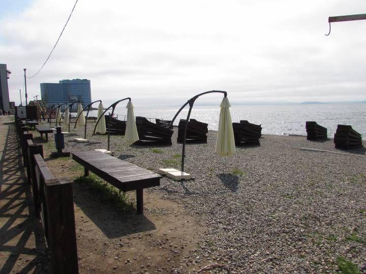 Главный пляж Владивостока преобразится до неузнаваемости благодаря китайцам