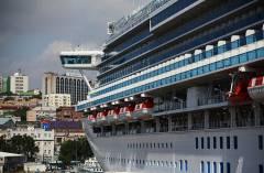 В понедельник во Владивосток прибудет круизный лайнер Ocean Dream