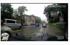 Видео, как парня сбивают на зебре во Владивостоке, стало хитом Instagram