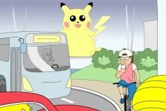 Карикатура недели: покемономания