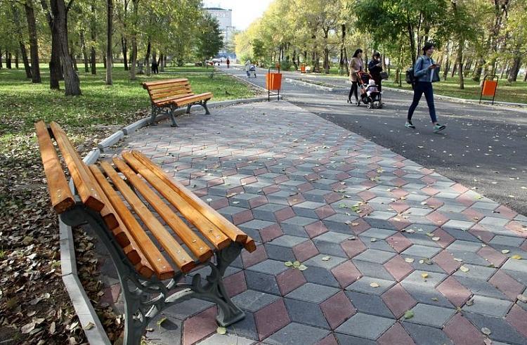 В этом году в Арсеньеве приведут в порядок более 10 общественных территорий