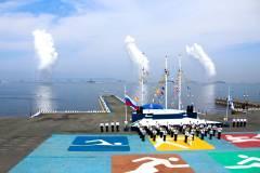 Во Владивостоке отпраздновали День ВМФ