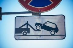Способ парковки Nissan March у «Черемушек» удивил жителей Владивостока