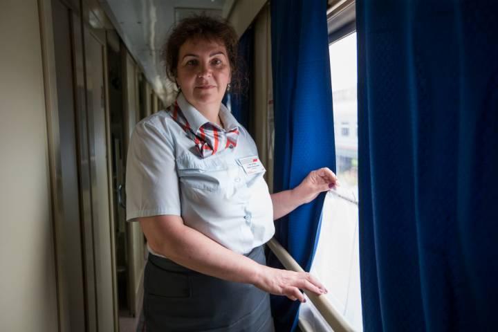 Проводник поезда Владивосток – Москва: «Вагон - это замкнутое пространство...»