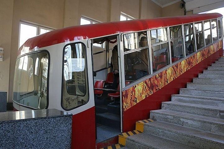 Фуникулер Владивостока заработал после ремонта
