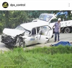 Очередное смертельное ДТП произошло в Приморье