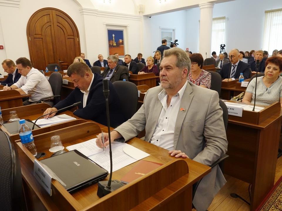 Инвестиционный климат в муниципалитетах Приморья обсудили на совете глав представительных органов