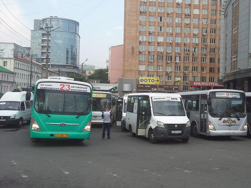 Полномочия по регулированию тарифов на пассажирские перевозки передадут муниципалитетам Приморья