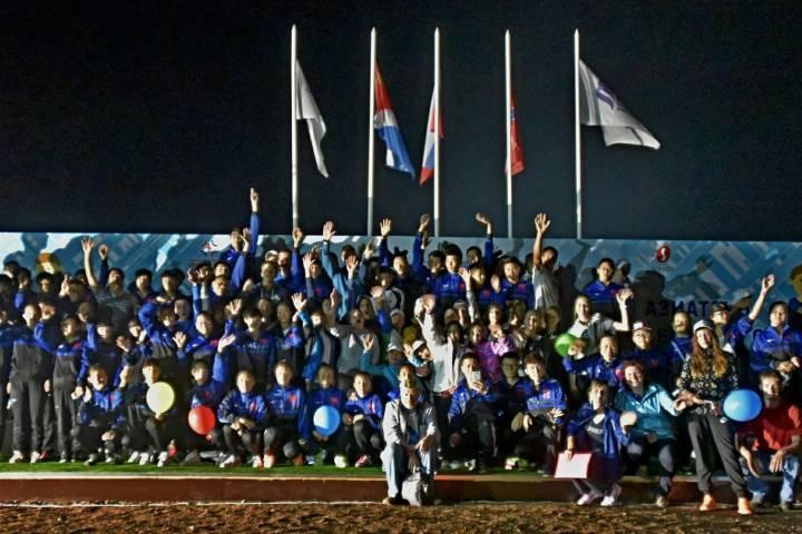 Дмитрий Медведев поприветствовал участников Юношеских игр стран АТР