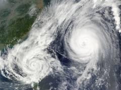 Глава Примгидромета прокомментировал ситуацию с тайфуном NORU