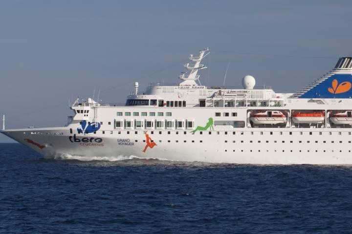 Круизный лайнер из Китая впервые зайдет во Владивосток в выходные