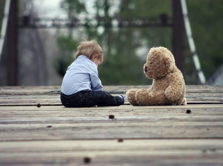 В Приморье стражи порядка вернули родителям потерявшихся малышей