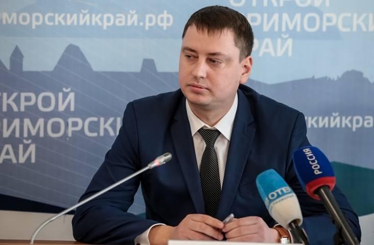 Задержан бывший и.о. директора земельного департамента Приморья