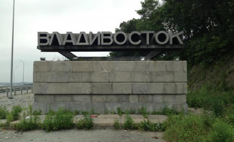 Символическая достопримечательность Владивостока утопает в мусоре