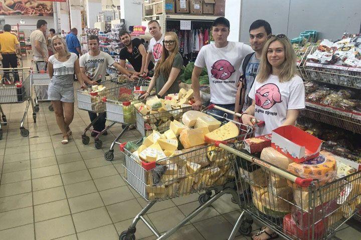 «Хрюши против» снова нашли «просрочку» во Владивостоке