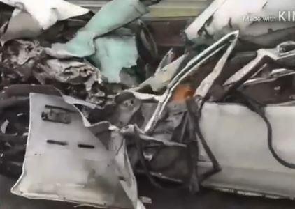 «Смотреть страшно»: в районе Шмаковки – тяжелейшее ДТП