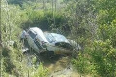 Очевидцев тяжелого ДТП с такси ищут в Приморье
