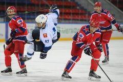 МХК «Тайфун» сегодня сыграет с «Локо-Юниором» из Ярославля