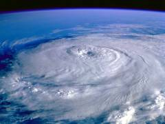 Штормовое предупреждение о тайфуне NORU в Приморье остается в силе