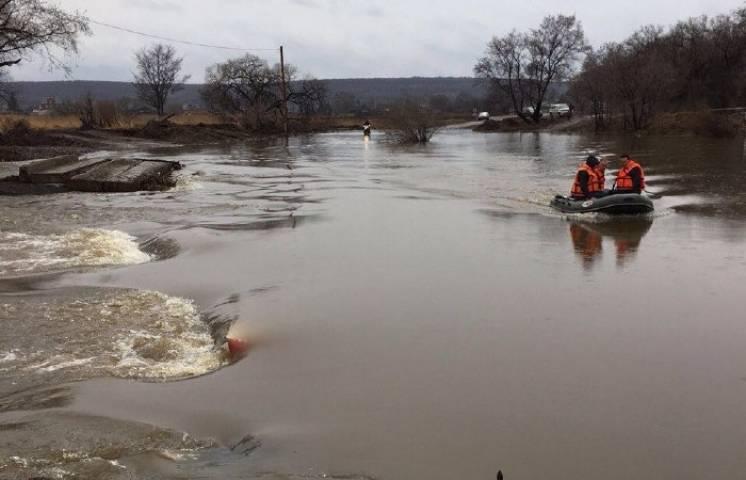 На реках Приморья ожидается подъем уровня воды до 1,5 метра