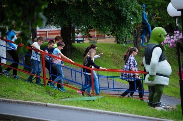 Парк аттракционов в Арсеньеве не прошел проверку безопасности для посетителей