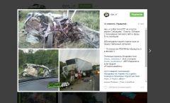 В Приморье произошло страшное ДТП с участием фуры