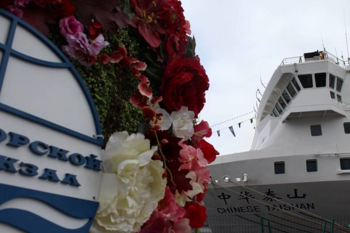 Круизные лайнеры из Китая будут заходить в Приморье регулярно