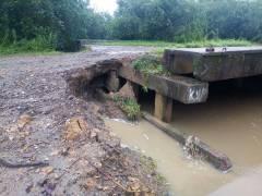 Приморское село Нежино ушло под воду