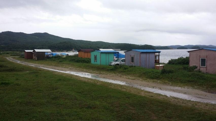 Туристы, попытавшиеся покинуть Андреевку, вынуждены возвращаться обратно