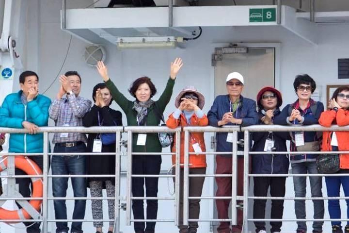 Группу китайских туристов едва удалось спасти от наводнения в приграничном районе Приморья