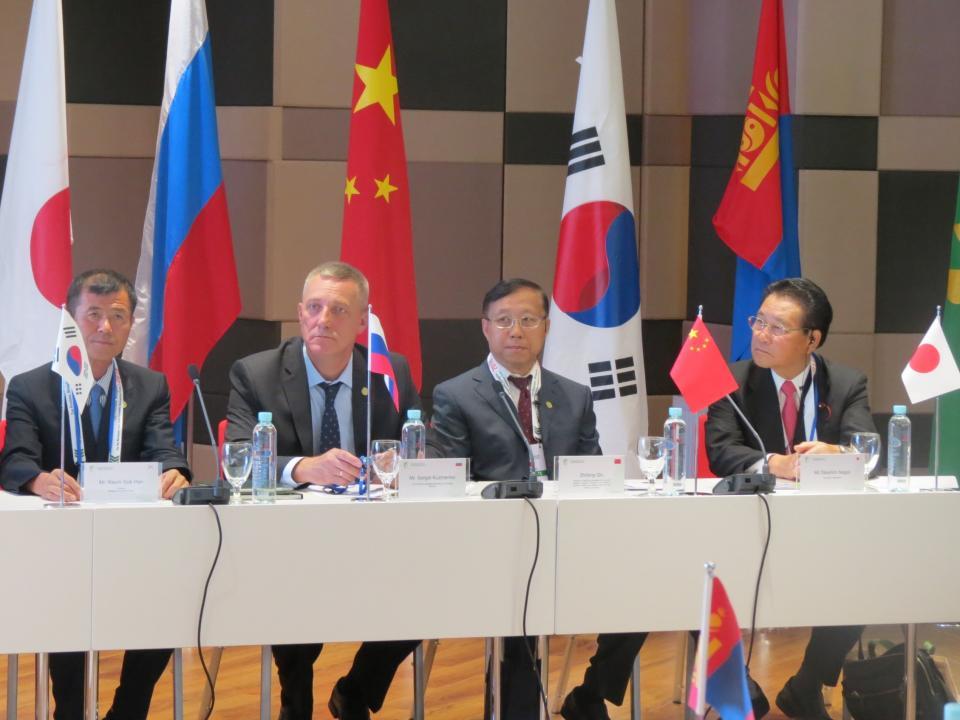Парламентарии Северо-Восточной Азии договорились о сотрудничестве в деле сохранения культурного наследия