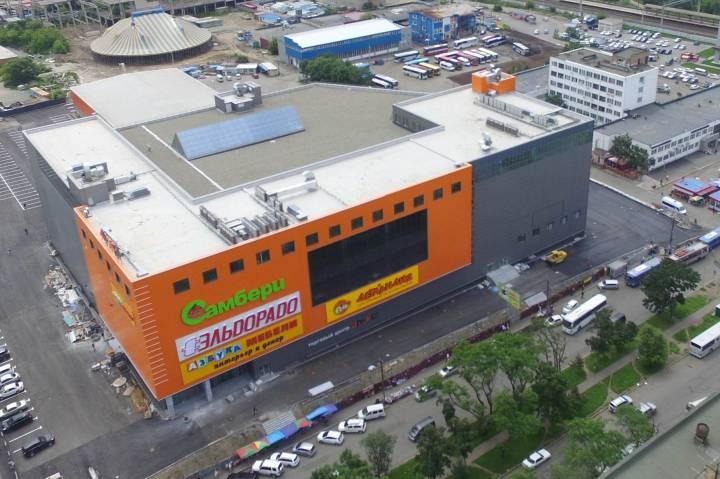 Масштабный торгово-развлекательный центр появится во Владивостоке