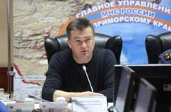 Губернатор Приморья Владимир Миклушевский вылетает в подтопленные районы