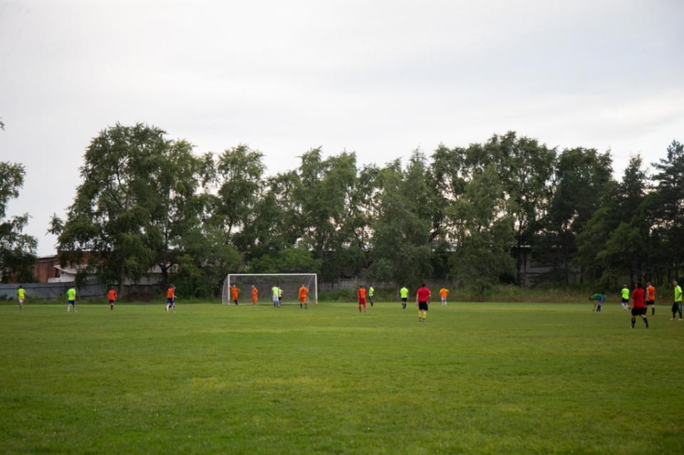 Универсальная спортивная площадка появится в одном из городов Приморья