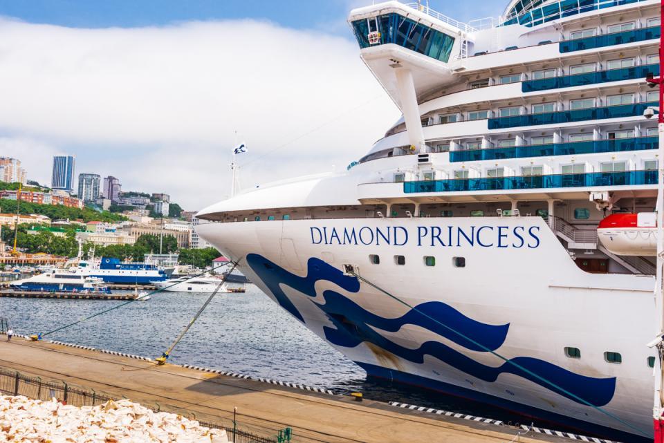Круизный сезон: какие лайнеры уже успели посетить Приморье в этом году