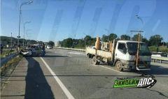 Уснувший за рулем таксист совершил жесткое ДТП в Приморье час назад