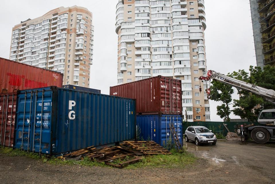 Мэр Владивостока потребовал немедленно освободить захваченную на Эгершельде землю