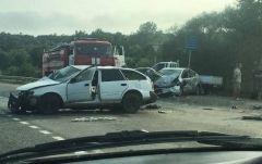 Очевидцы рассказывают подробности «очень страшного ДТП» в Приморье