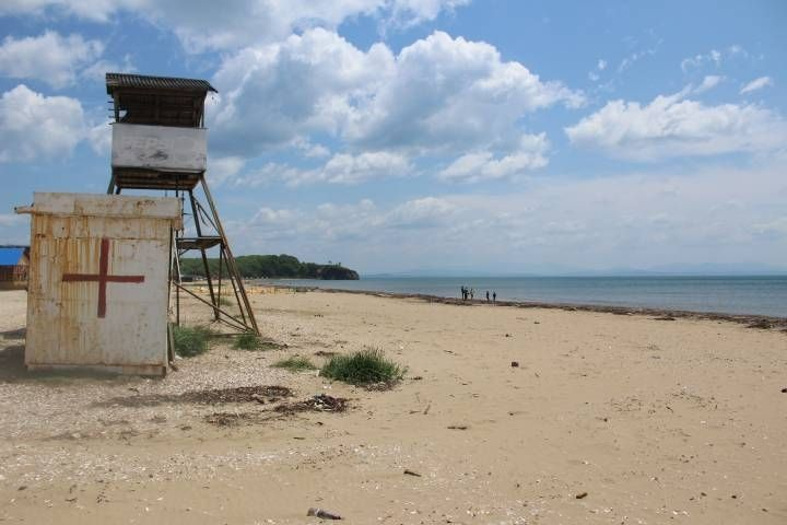«Грязная» Шамора вновь вошла в список лучших пляжей России