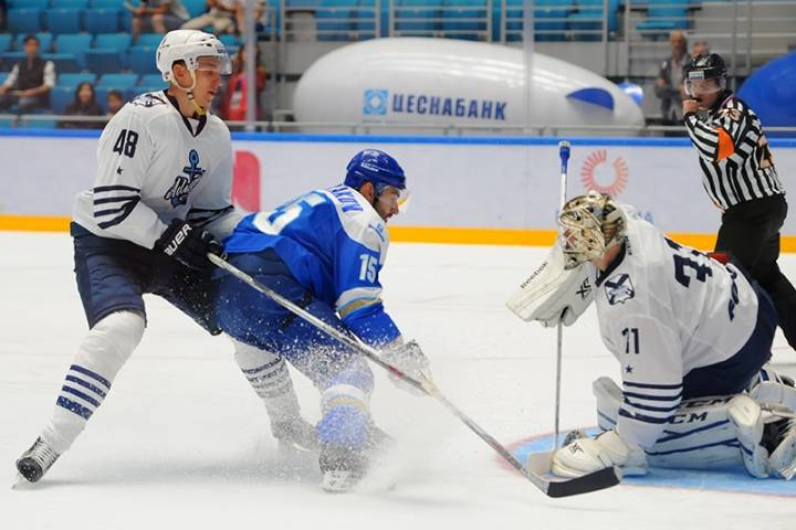 «Адмирал» проиграл «Барысу» на Кубке президента Казахстана