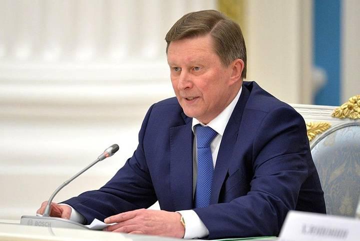 Вайно вместо Иванова: Путин сменил главу своей администрации