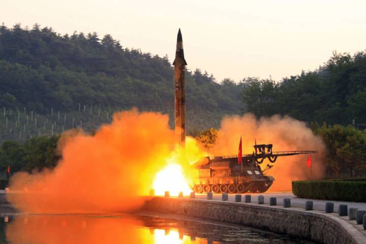 Владивостокская ПВО отреагирует первой, если ракеты КНДР полетят «не туда»