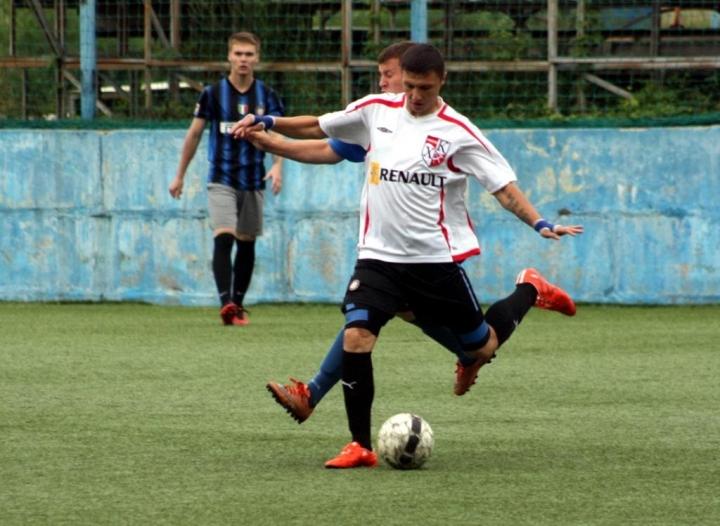 В честь Дня физкультурника приморские моряки провели свой собственный чемпионат по футболу