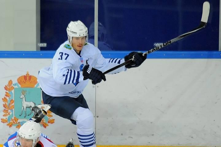 Капитану «Адмирала» разбили голову на матче в Казахстане