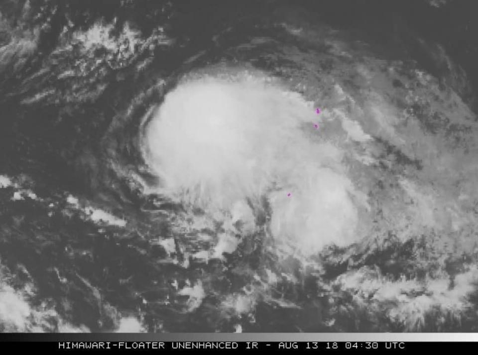 Стремительное движение тайфуна LEEPI прокомментировали в Приморье