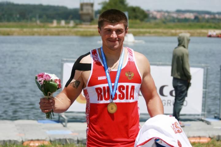 Заменивший Ивана Штыля каноист Андрей Крайтор сегодня выступит на Олимпиаде в Рио
